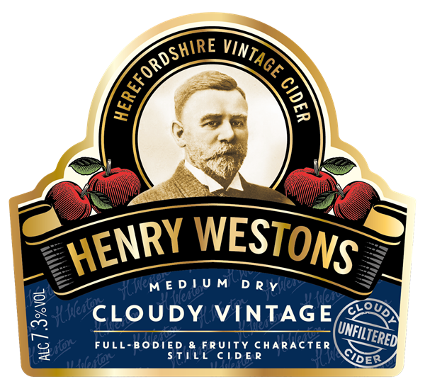 Westons Cider Family Cloudy Vintage Bag in Box