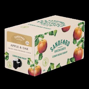 Sandford Apple & Oak Bag in Box