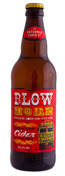 Cotswold Cider Co Blow Horn 1 x 500ml
