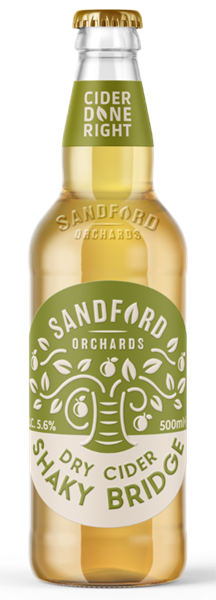 Sandford Orchards Shaky Bridge 1 x 500ml
