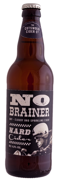 Cotswold Cider Co No Brainer 1 x 500ml