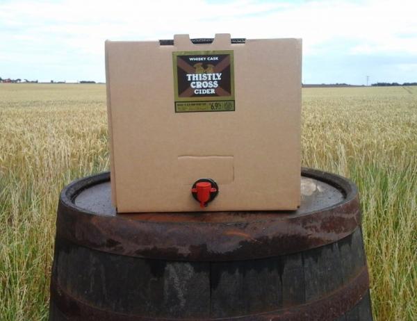 Whisky Cask ThistlyBox
