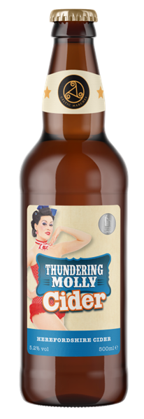 Celtic Marches Thundering Molly 1 x 500ml