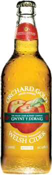 Orchard Gold Bottle