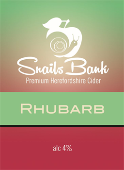 Snails Bank Rhubarb Pump Clip