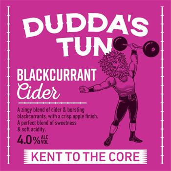 Duddas Blackcurrant Pump Clip