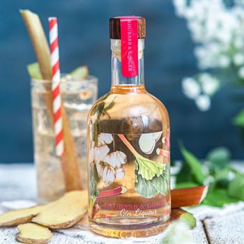 Friary Drinks Rhubarb & Ginger Gin