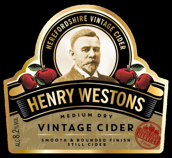 Westons Cider Vintage Bag in Box