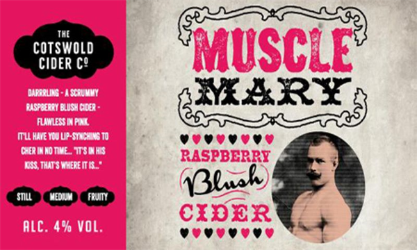Muscle Mary